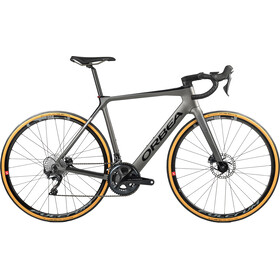 Orbea Gain M20 speed silver/black gloss